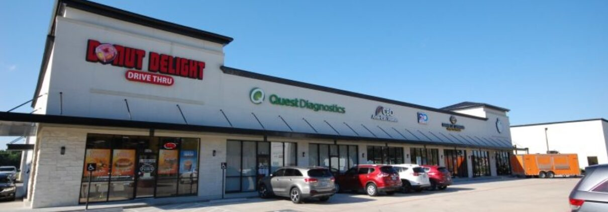 FM1960 Retail Space for Lease - Call Blacklabel Commercial
